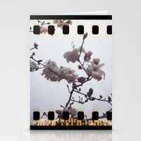 blooming sprockets Stationery Cards