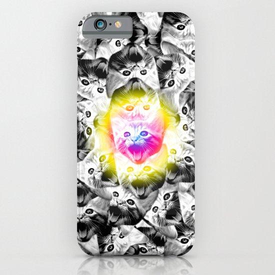 M. CMYKat. Escher iPhone & iPod Case