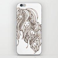 Sisters iPhone & iPod Skin