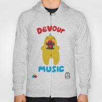 Devour Music Hoody