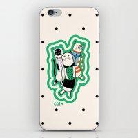 Joana's Cats iPhone & iPod Skin
