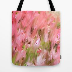Flowers Field Tote Bag
