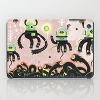 Over the Dragon sea iPad Case
