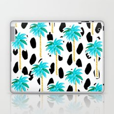 Palm Trees and Dots Laptop & iPad Skin