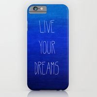 iPhone & iPod Case featuring Dream by AA Morgenstern