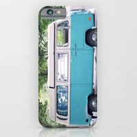 vw iPhone & iPod Cases featuring VW by myhideaway