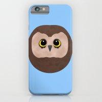 Chubby Little Owl iPhone 6 Slim Case