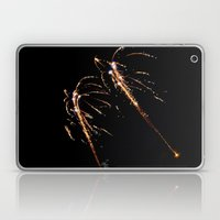 Jets of Fireworks Laptop & iPad Skin
