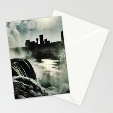 Misty Mist  Stationery Cards