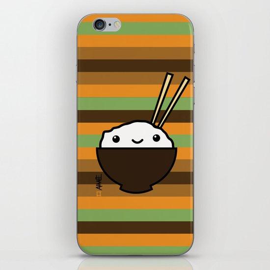 Ricebowl iPhone & iPod Skin