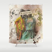Lo Universal Shower Curtain