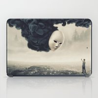 The Selfie Dark Surrealism iPad Case