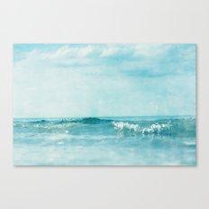 Ocean 2237 Canvas Print