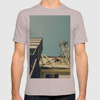 coop Mens Fitted Tee Cinder SMALL