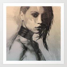err-2 Art Print