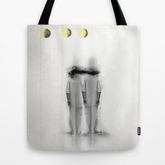 Tripple Moon Tote Bag