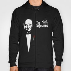 The Sopranos (The Godfather mashup) Hoody