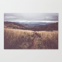 Bieszczady Mountains Canvas Print