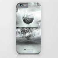 iPhone & iPod Case featuring 1891 - Basketball by Ptitecao