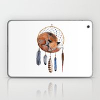 Fox Dreamcatcher Laptop & iPad Skin