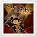 Propaganda Series 4 Art Print
