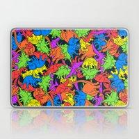 Tetrisaurus Laptop & iPad Skin