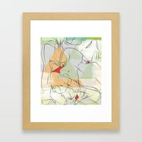 G4 Framed Art Print