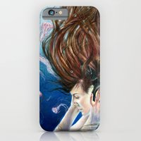 iPhone & iPod Case featuring Deep Sounds by MARIA BOZINA - PRINT