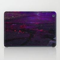Spilled Lights iPad Case