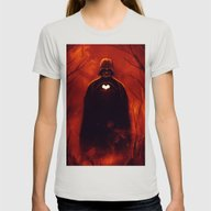 T-shirt featuring Heart Vader by Nicebleed