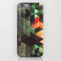 iPhone & iPod Case featuring ghyst syde by Spires