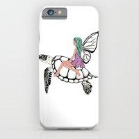 Fairy/ Turtle  iPhone 6 Slim Case