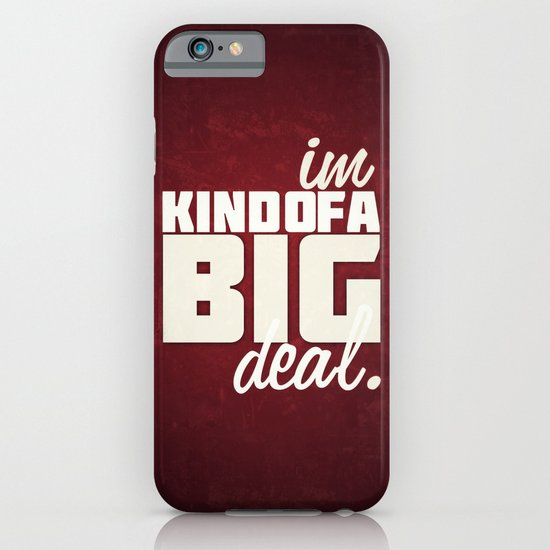 Anchorman Quote iPhone & iPod Case