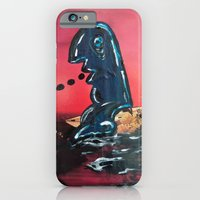Murray Learns to Swim  iPhone 6 Slim Case