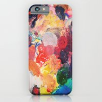 Paint Palette iPhone 6 Slim Case
