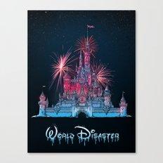 Castle of Dreams Canvas Print