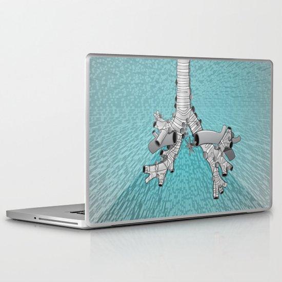 Trachea et Bronchi B Laptop & iPad Skin