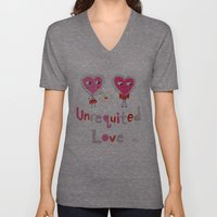 Unrequited Love Unisex V-Neck