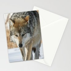 Lone Wolf Stationery Cards