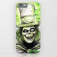 Hat Box Ghost iPhone 6 Slim Case