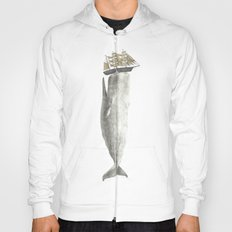 Revenge of The Whale Hoody