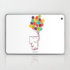 Flying Elephant Laptop & iPad Skin