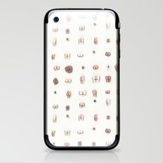 butts iPhone & iPod Skin