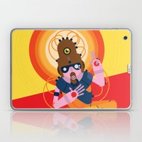 The Inscrutable Lord Ov … Laptop & iPad Skin