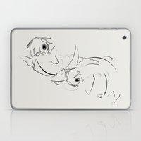 Koi II Laptop & iPad Skin