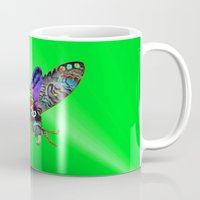 Goth Moth Mug