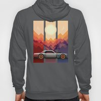 Into The Sun, Ford Musta… Hoody
