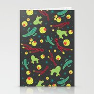 Cacti Confetti Stationery Cards