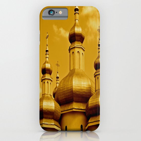 Gold iPhone & iPod Case