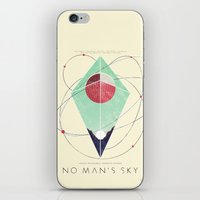 No Man's Sky iPhone & iPod Skin